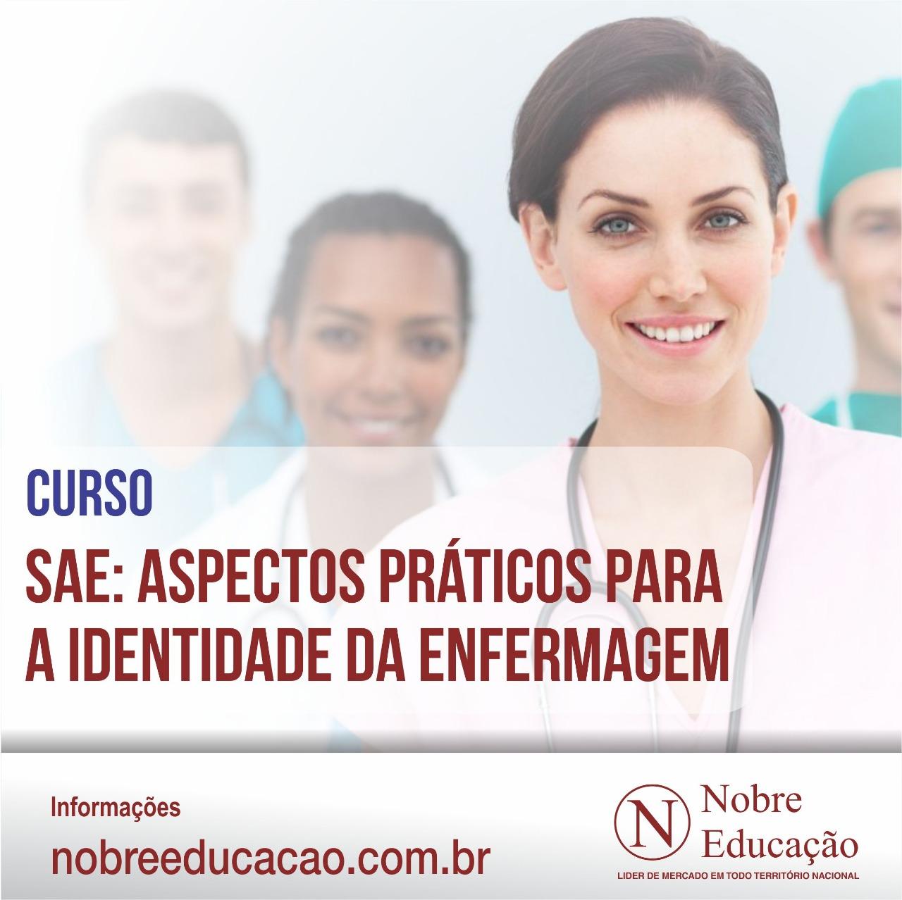 SAE: Aspectos Práticos para a Identidade da Enfermagem