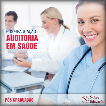 Pós-Graduação em MBA em Auditoria em Saúde